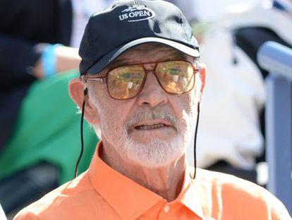 Actor Sean Connery.