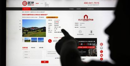 Chinese site Juwei has thousands of Spanish properties and businesses for sale.