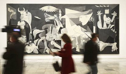 Picasso's Guernica, painted in 1937, is the subject of a major new exhibition currently being held at Madrid's Reina Sofia museum.