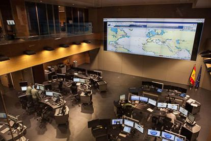 The Operations Room is one of the force's most closely guarded secrets.