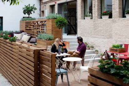 TOC Sevilla is a brand new youth hostel in the heart of the city.