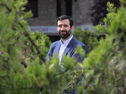 Francisco de Asís de Ribera, the digital detective investigating the origin of the coronavirus together with an international group.