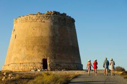 Torre de Mesa Roldán, in Almeria's Cabo de Gata natural park, is Meereen.