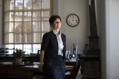 Vice-Chancellor of the University of Oxford Louise Richardson.