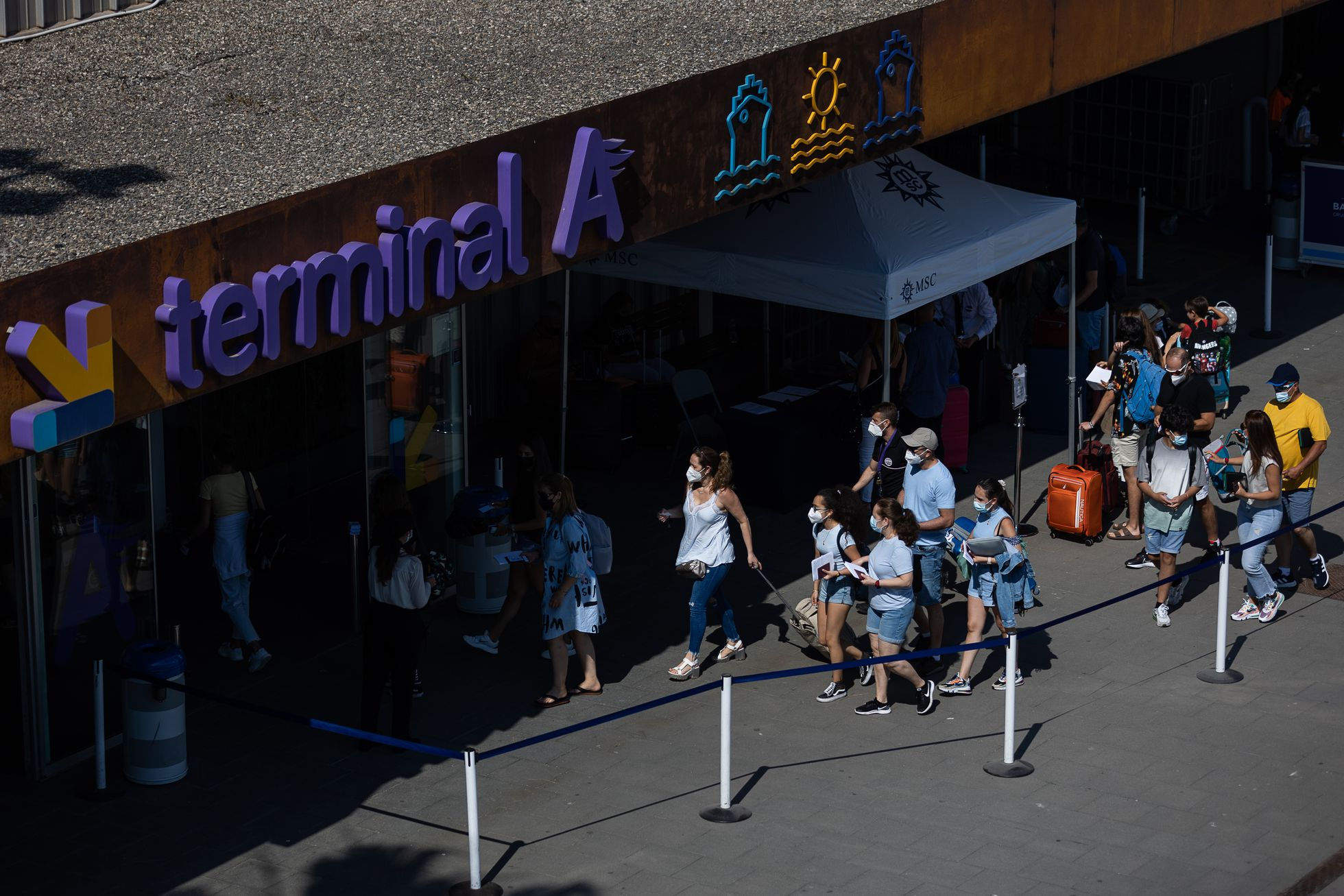 Coronavirus Spain S Tourism Sector Fears Wave Of Cancellations By Foreign Visitors Economy And Business El País In English