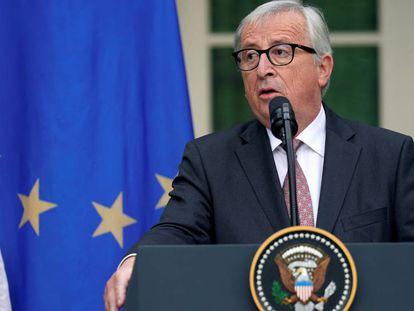 President of the European Commission Jean-Claude Juncker.