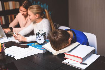 How much can a teenage student learn at 8am?