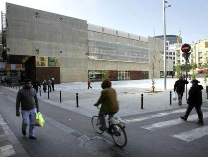 The Filmoteca de Catalunya´s new Raval headquarters