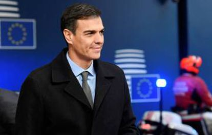 PM Pedro Sánchez says Spain has scored a victory over the issue of Gibraltar.
