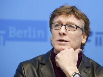 Nacho Duato, the new chief of the Berlin Staatsballett.