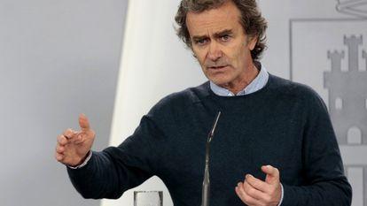 Fernando Simón, head of Spain's Health Emergency Coordination Center.