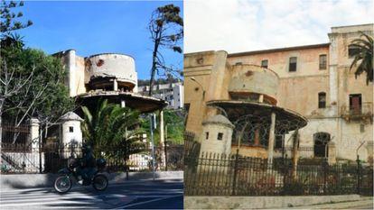 Barracks of Las Heras in Ceuta.