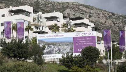 Properties for sale in Benalmádema, Malaga province.