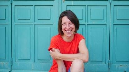 Journalist and illustrator Joly Navarro.