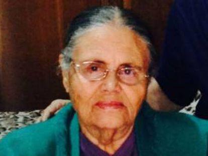 El Chapo's mother, Consuelo Loera.