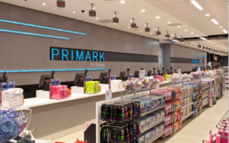 A Primark store in Valladolid.