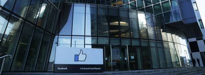 Facebook has its biggest headquarters beyond the US in Dublin due to favorable tax conditions.