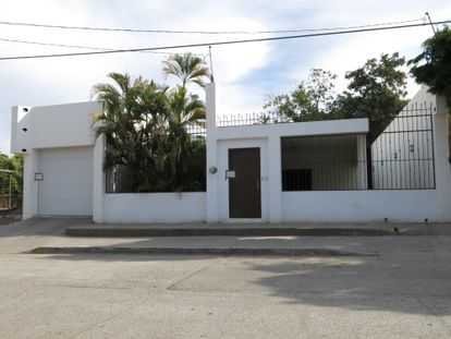 """Joaquín """"El Chapo"""" Guzmán's confiscated property in Culiacán, one of the prizes in the September 15 National Lottery."""