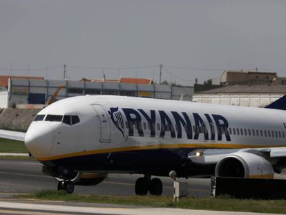 Ryanair is in conflict with pilots and cabin crew over pay and conditions.