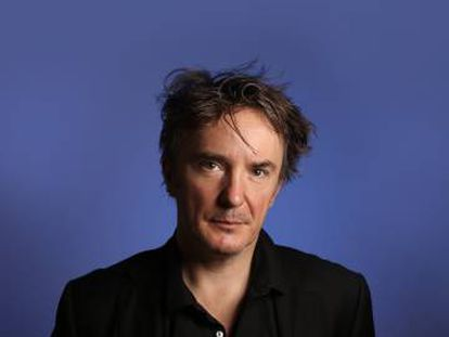 Irish comedian Dylan Moran.