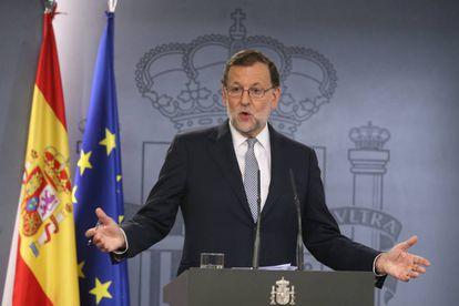 Mariano Rajoy is an anti-demagogue.