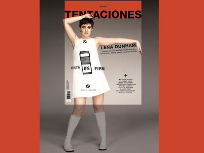Lena Dunham says sorry to Tentaciones (and gets a free subscription)