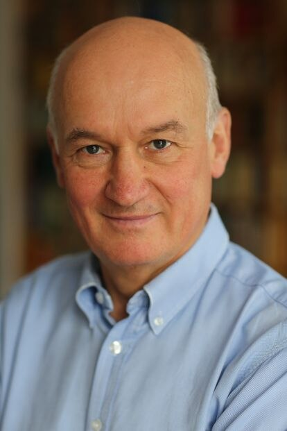 The German researcher Harald Walach.
