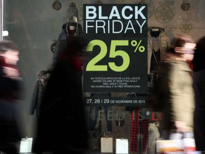Stores are hoping to repeat the success of last year's Black Friday.