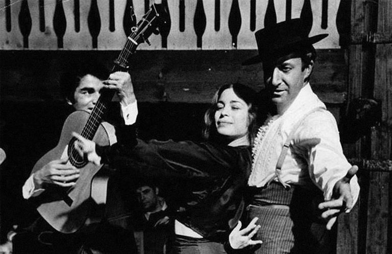 'La Chana' with Peter Sellers.