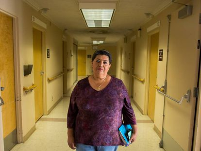 Bakersfield resident Betty Basulto, an Obamacare beneficiary.