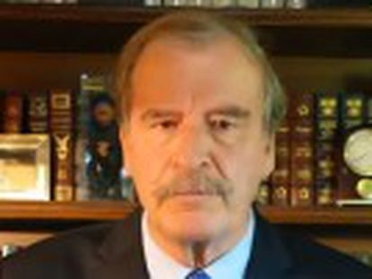 """""""Running a business does not mean having the leadership to conduct a nation,"""" Vicente Fox tells Republican Party presidential hopeful"""