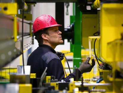 The Fagor plant has shifted production from white goods and household appliances to machinery.