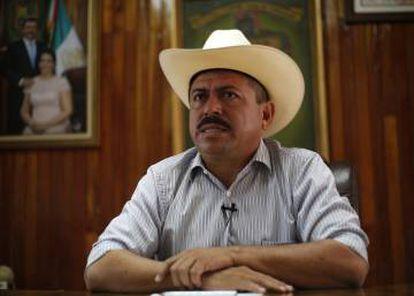 Guadalupe García, Mayor of Tecomán.