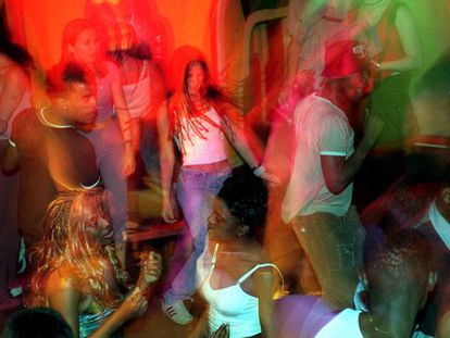 Nightclubs are one place where scopolamine has been slipped in people's drinks.