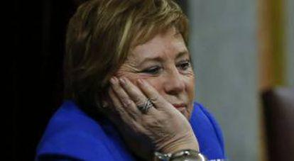 PP deputy Celia Villalobos has said that Rita Barberá was killed.