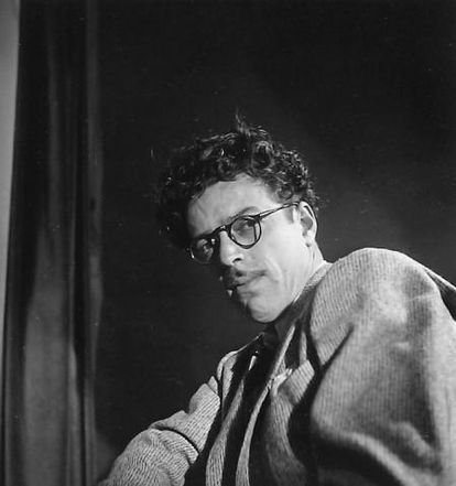 Self-portrait by Antoni Campañà in 1936. / Campañà Archive