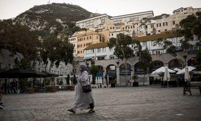 The new Brexit deal does not modify arrangements regarding Gibraltar.