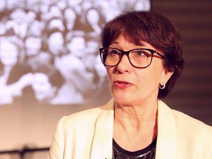 Sandra Kalniete, Vice President of the European People's Party