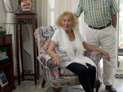 Julia Hilling (91) and Peter Cosgrove (84).