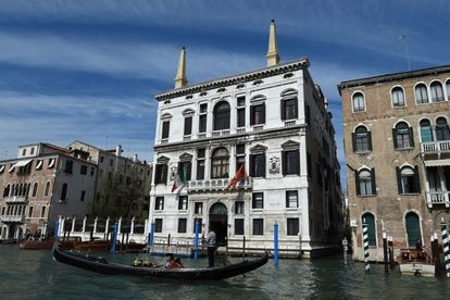 The Hotel Aman in Venice, 2014.