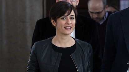 Isabel Rodríguez, the new government spokesperson and minister for territorial policy.