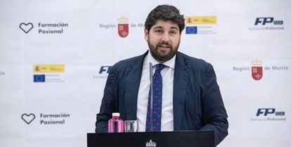 Murcia premier Fernando López Miras said Madrileños are flocking to the coast as though on vacation.