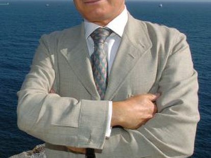 Think-tank IEE's chairman, José Luis Feito.