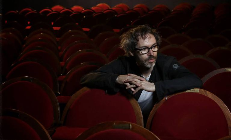 British pianist James Rhodes.