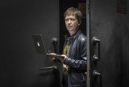 Andrei Soldatov, Russian journalist and digital activist.
