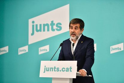 Jordi Sànchez, secretary general of Together for Catalonia, said his party will not change the candidates they are proposing for talks with Madrid.