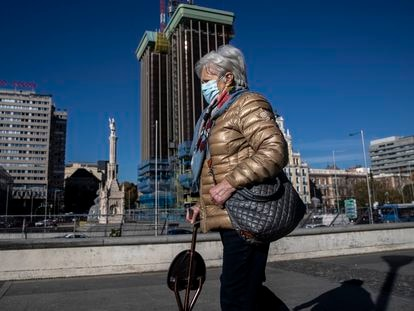 Several areas of Madrid will see mobility restrictions lifted on Monday.