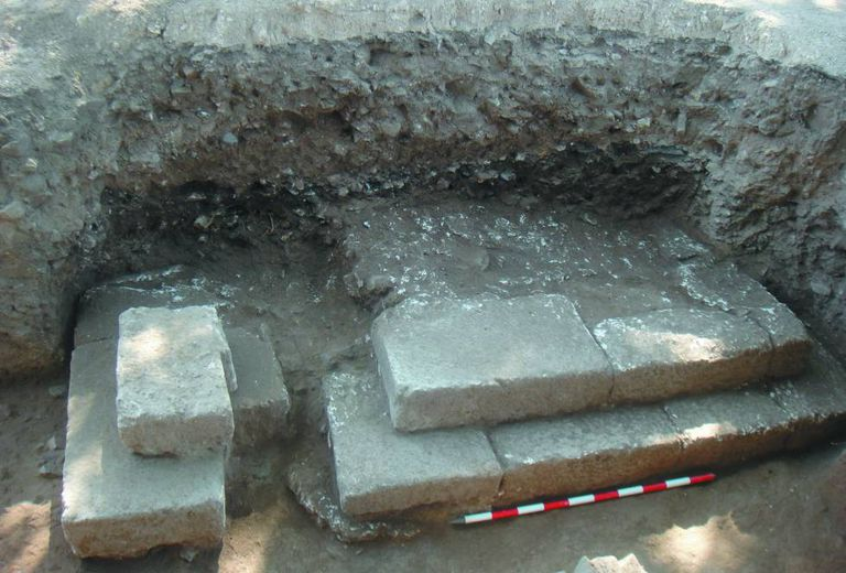 Tomb of an Iberian prince found in Alarcos.