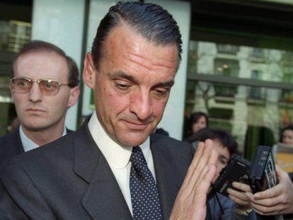 Former Banesto chief Mario Conde in 1997.