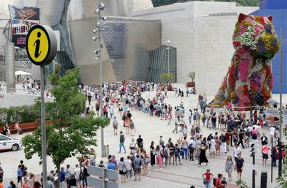 ETA's demise has seen a tourism boom in the Basque Country.